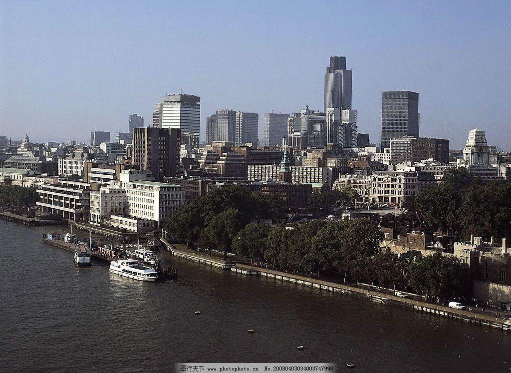 德国城市风景图片
