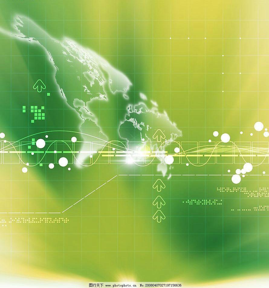 数字背景 现代科技 其他 设计图库 72 jpg