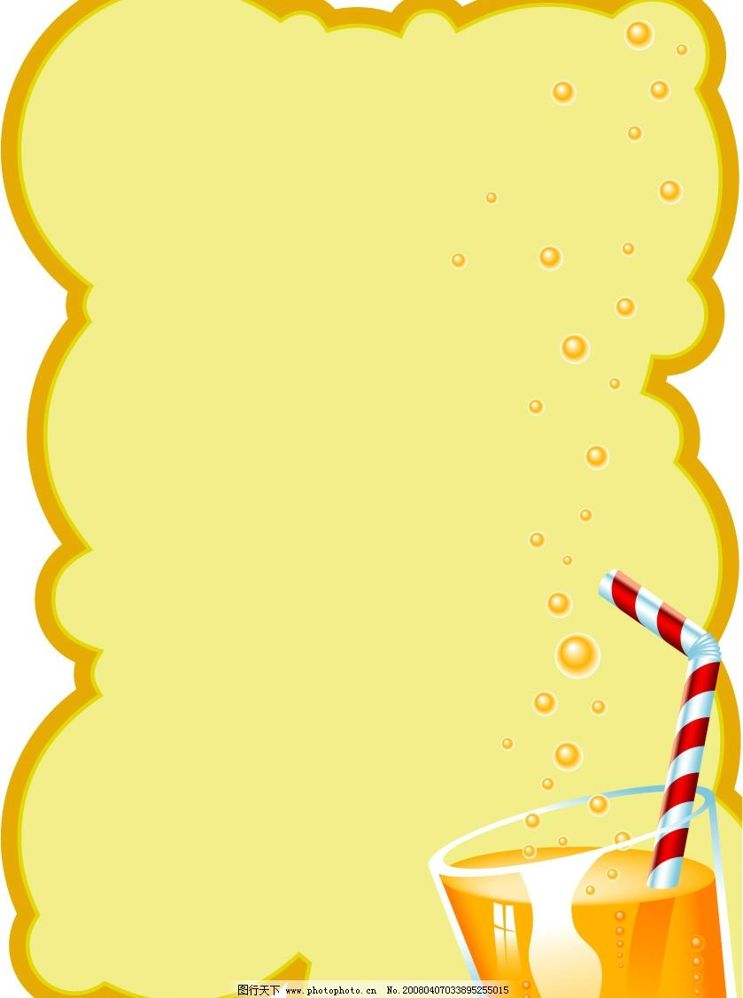 食物014 矢量背景素材 底纹边框 花纹花边 矢量图库   eps