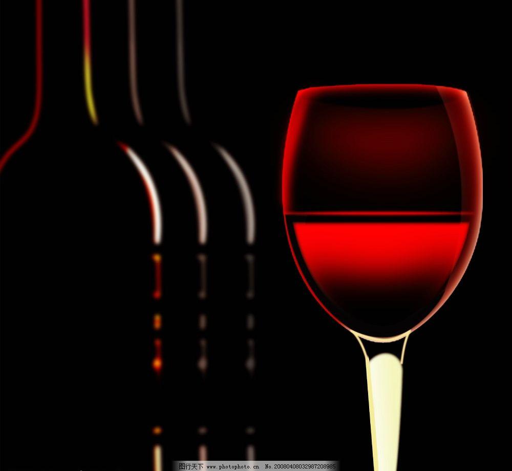 葡萄酒酒 杯子背景艺术饮料类psd源文件 psd分层素材 背景 矢量葡萄酒