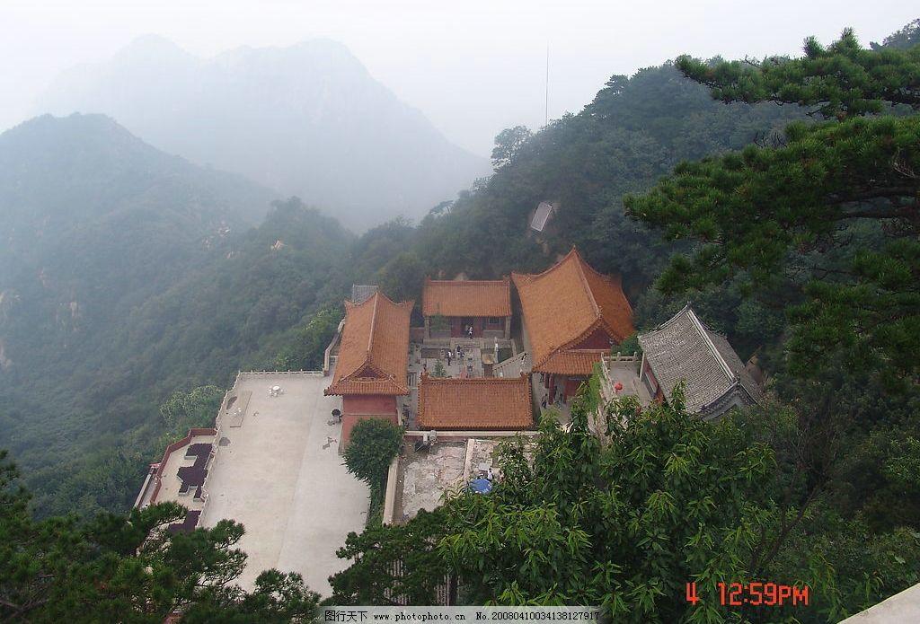 盘山风景图片