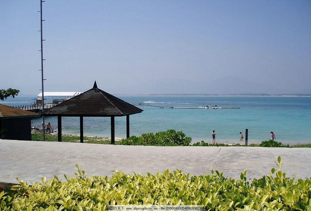 海南风光 海南 海水 风光 风景 蓝色大海 自然景观 自然风景 摄影图库