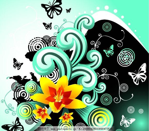 花纹图章图片