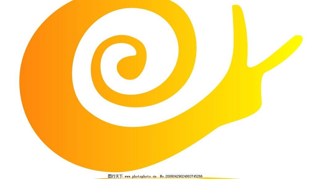 蜗牛 矢量 生物世界 昆虫 矢量图库   cdr