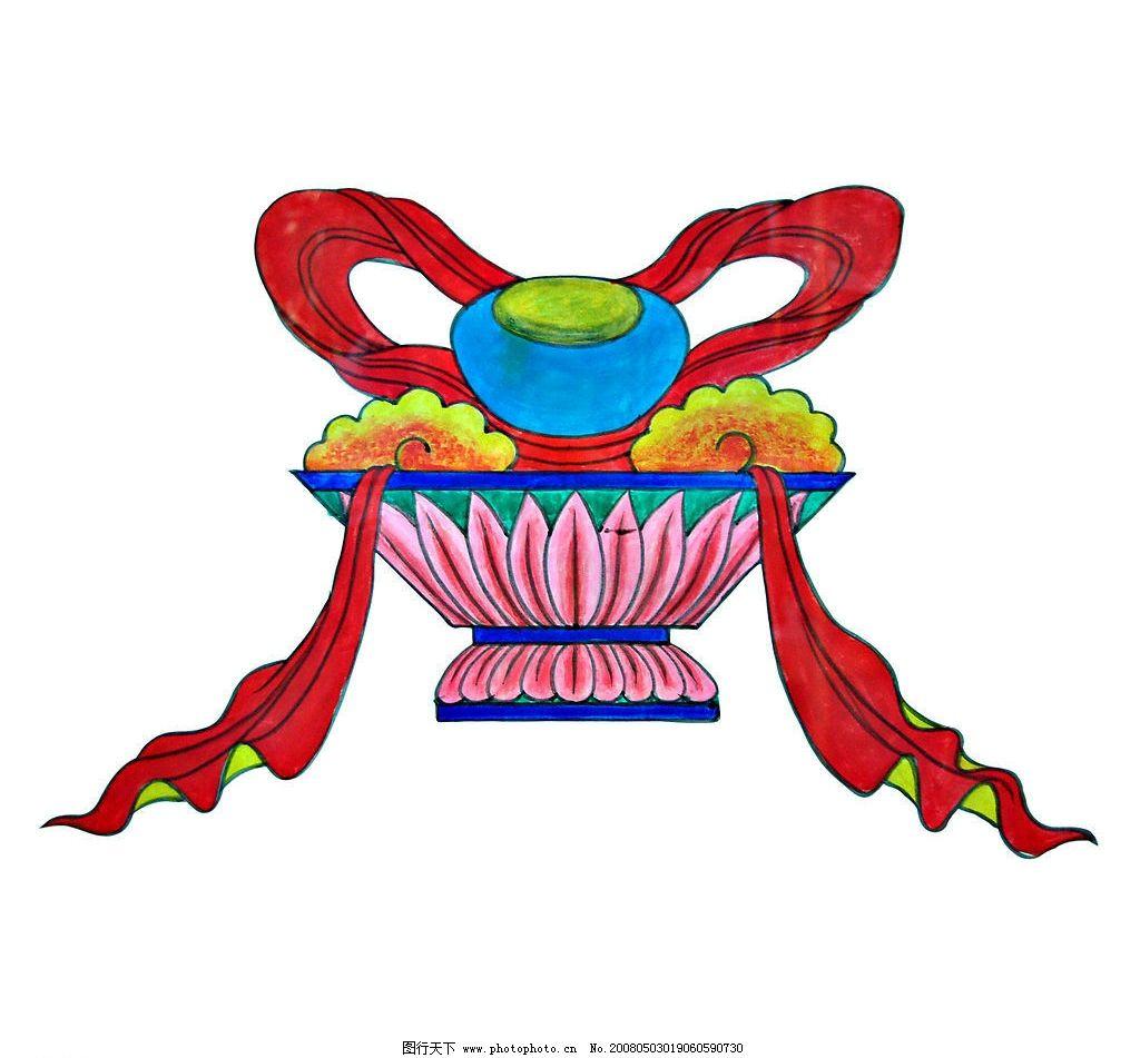 水彩画 工笔画 绘画书法 美术绘画 国画 水彩系列 箩筐 文化艺术 设计