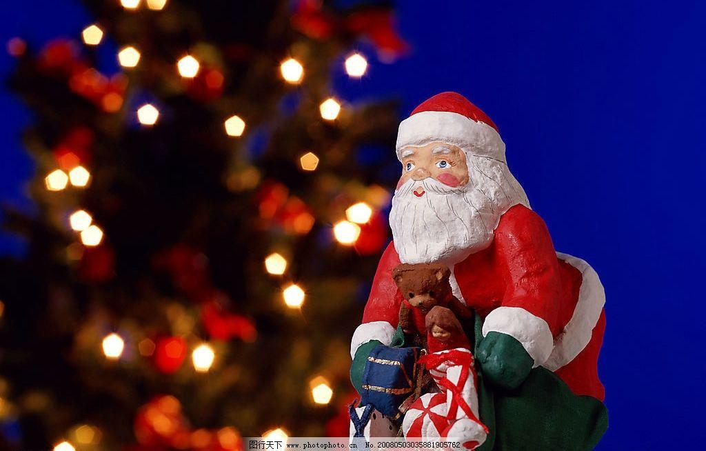 圣诞节高清图片_树木树叶_生物世界_图行天下图库