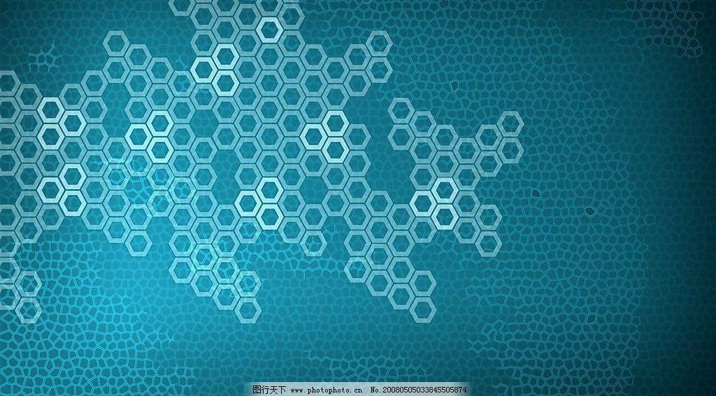 科技背景 科技 背景 晶体 底纹 电子 化学 其他 图片素材 创意插图