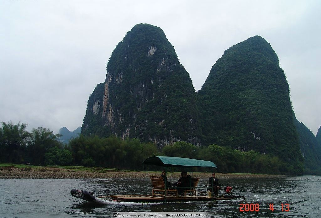 桂林漓江风景图片