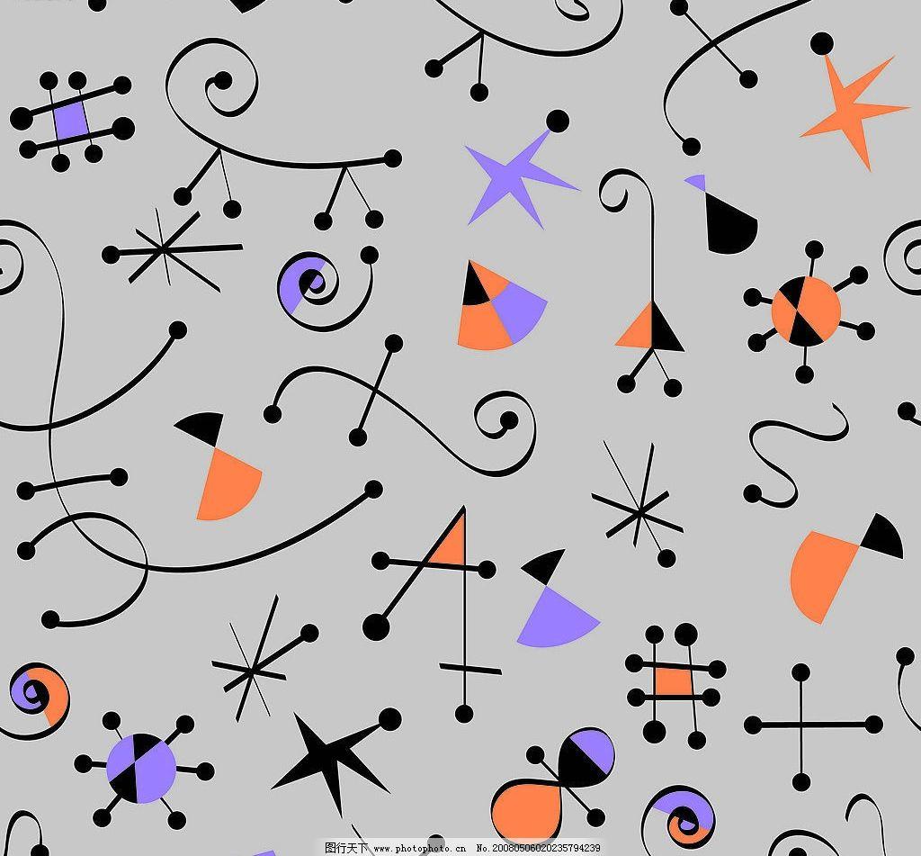 几何图形 几何 底纹边框 条纹线条 矢量图库   eps