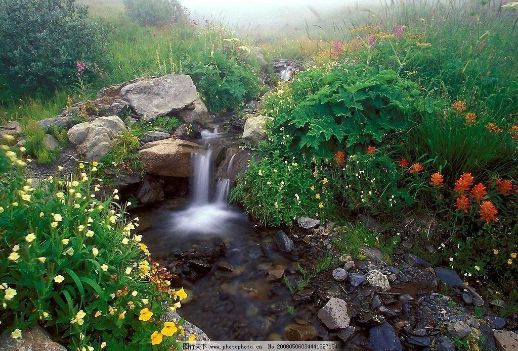 山林野趣 山林 野趣 自然景观 山水风景 世界风光壁纸 摄影图库 72