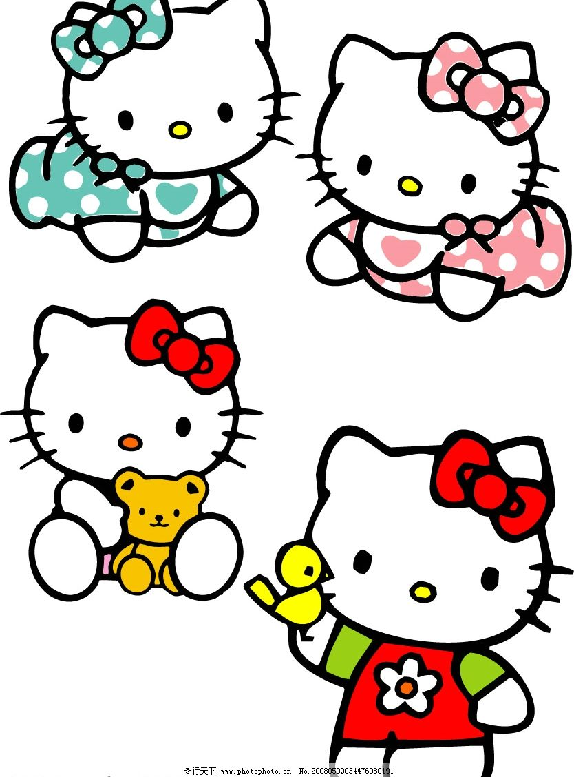 可爱小猫眯图片