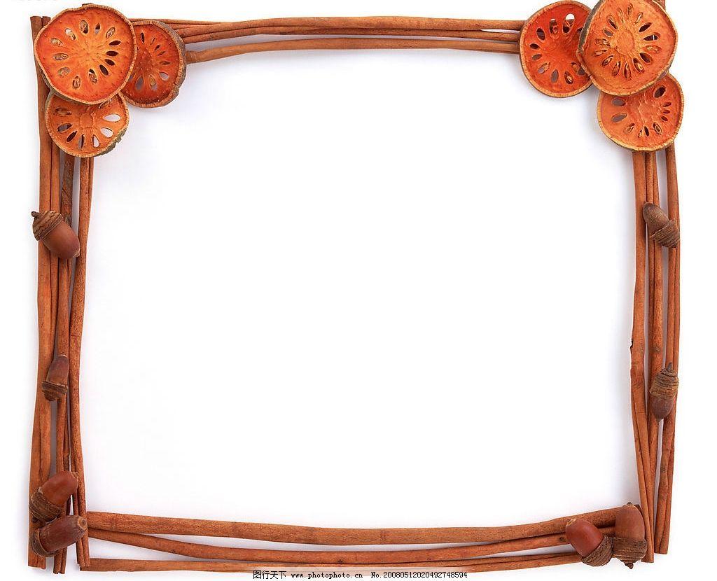 相框 精美相框 边框 粗边框 木框 底纹边框 古典相框 特色相框 异形