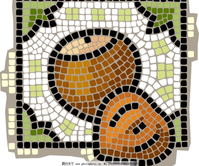 可爱马赛克矢量图46 马赛克 矢量图 拼贴 可爱矢量 底纹 物品 水果 气氛 装饰 花纹 文化艺术 美术绘画 可爱马赛克矢量图 矢量图库 0 AI