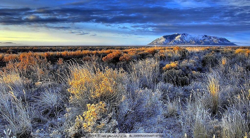 荒原 自然景观 山水风景 photo 摄影图库 300 jpg
