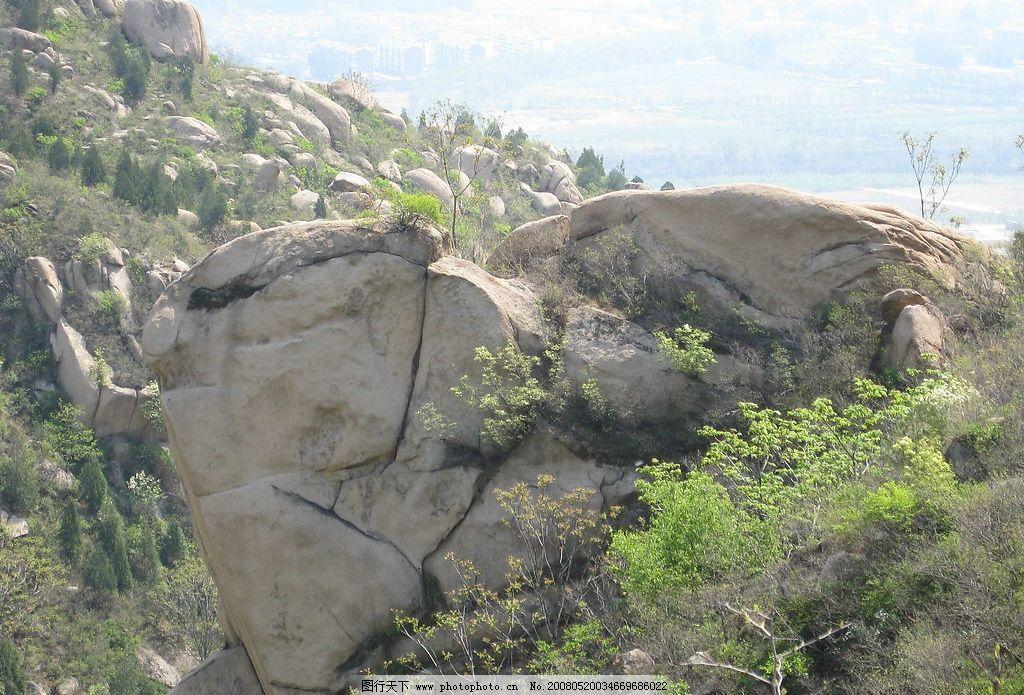 玉兔石 凤凰岭 自然景观 风景名胜 摄影图库 180 jpg