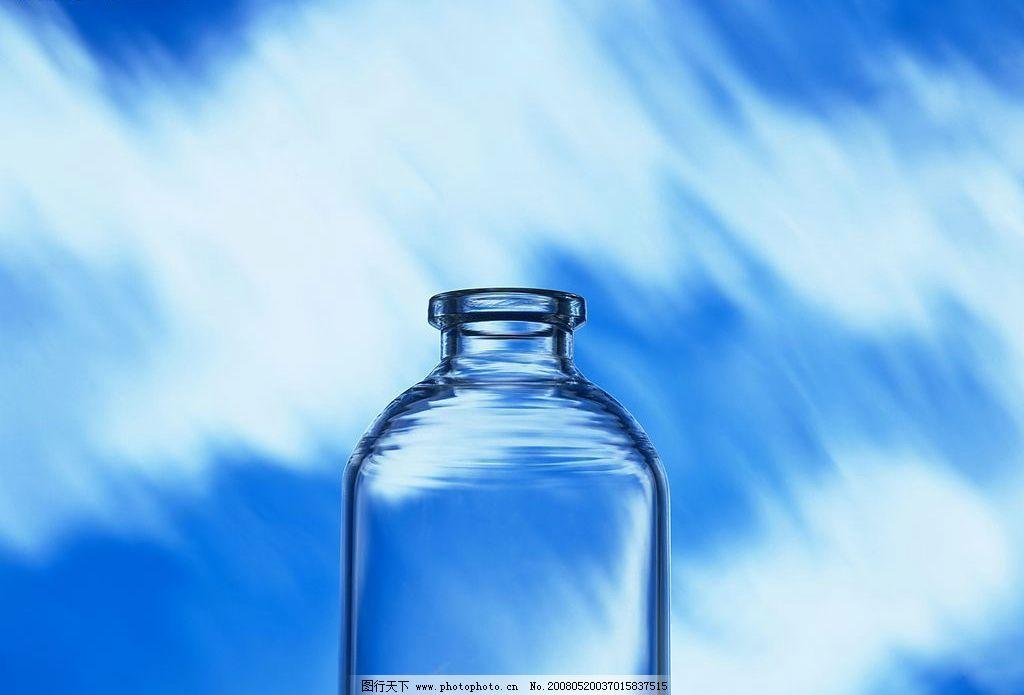 玻璃质感 瓶子 生活素材 摄影图库