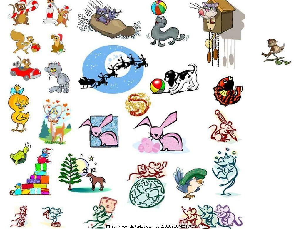 动物合集图片_野生动物_生物世界_图行天下图库