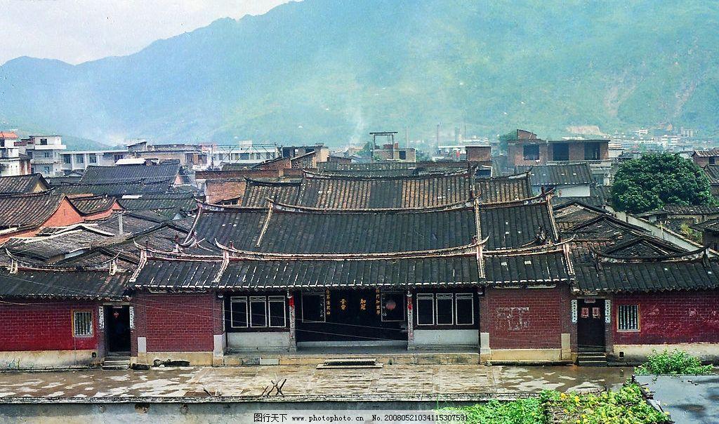 安溪风景区李光地故居图片