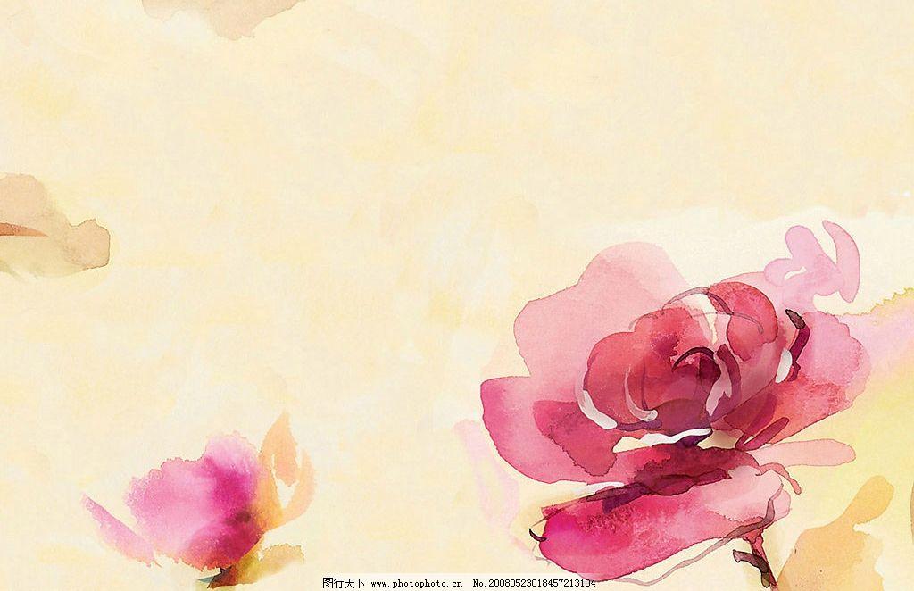 花卉 艺术 动漫动画 风景漫画 艺术与抽象花卉 设计图库 300 jpg