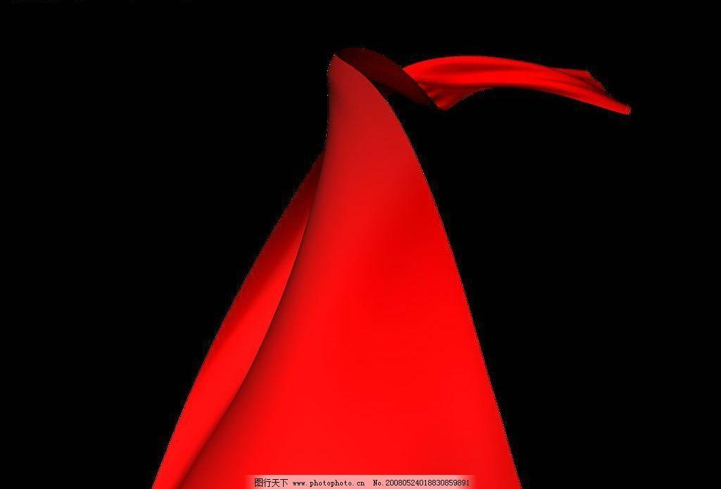 红丝带 红 丝带 文化艺术 传统文化 设计图库 72 png