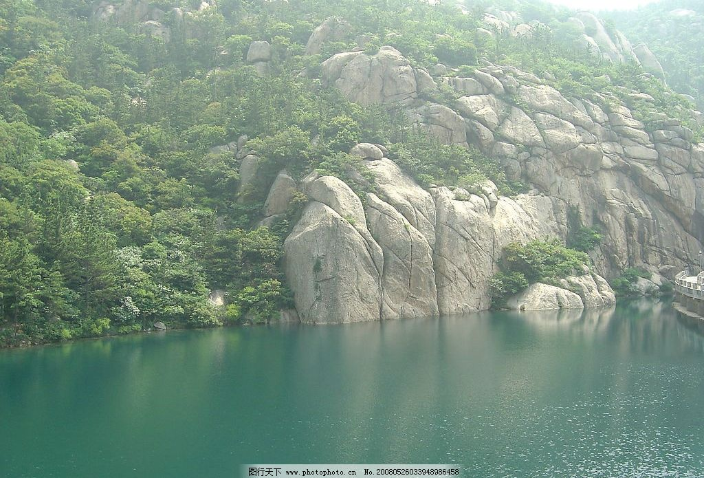 青岛崂山图片