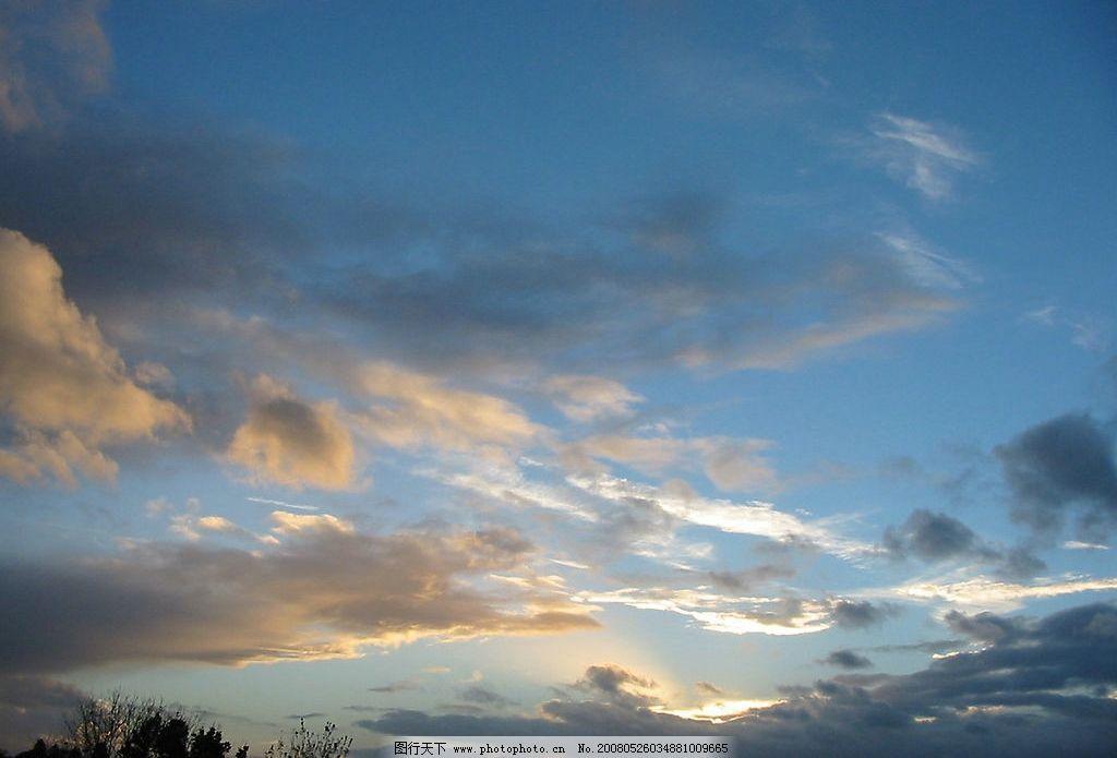 天空 摄影 素材 自然景观 自然风景 风景素材 摄影图库 180 jpg