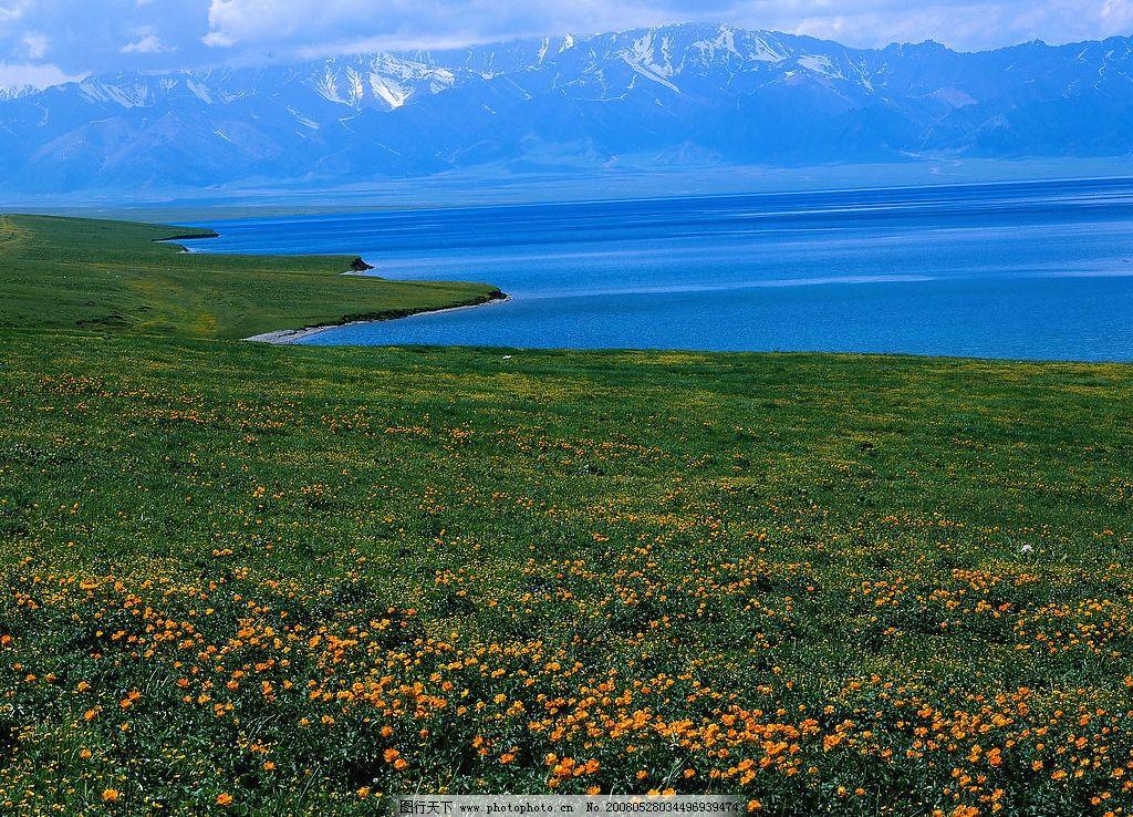 在水一方 风光 自然景观 山水风景 精美风光图 摄影图库 300 jpg