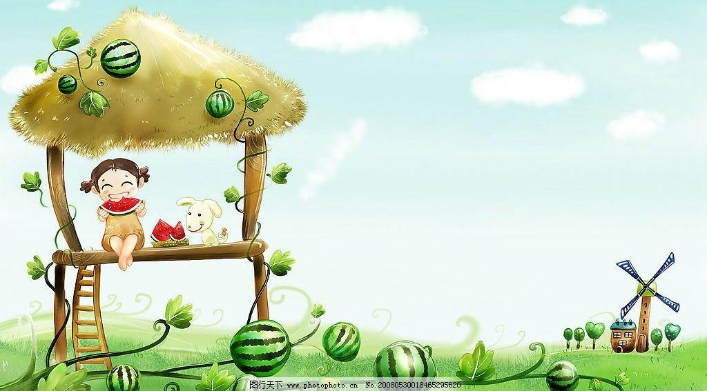 韩国可爱壁纸 韩国 可爱 壁纸 动漫动画 风景漫画 设计图库 300 jpg