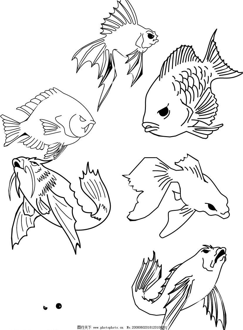 各种动物图腾图片