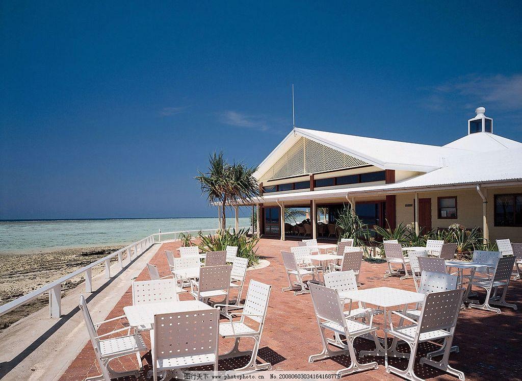 海邊別墅圖片