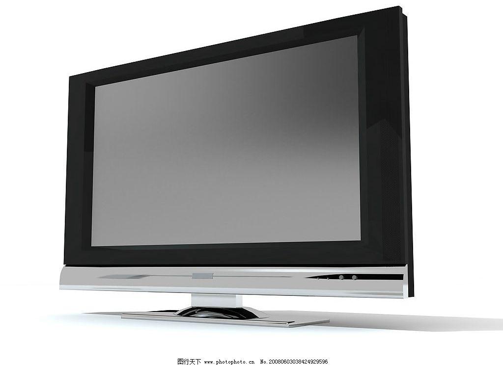 电视机 电视 液晶 jpge 素材 现代科技 其他 摄影图库 72 jpg