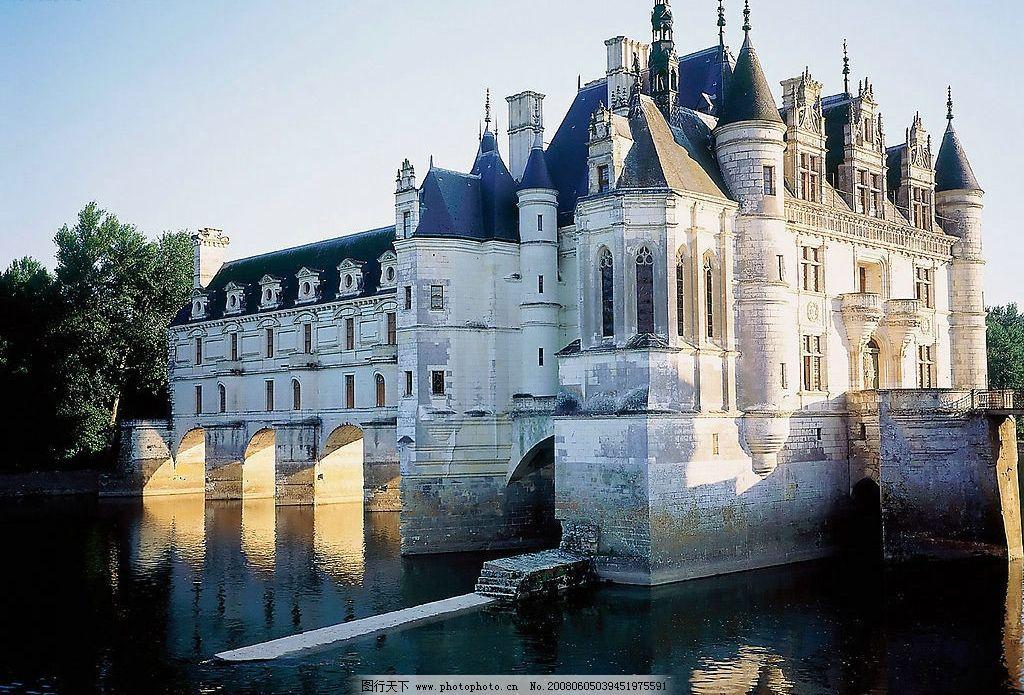 欧式建筑风光 欧式 建筑 田园 城堡 建筑园林 建筑摄影 摄影图库 72