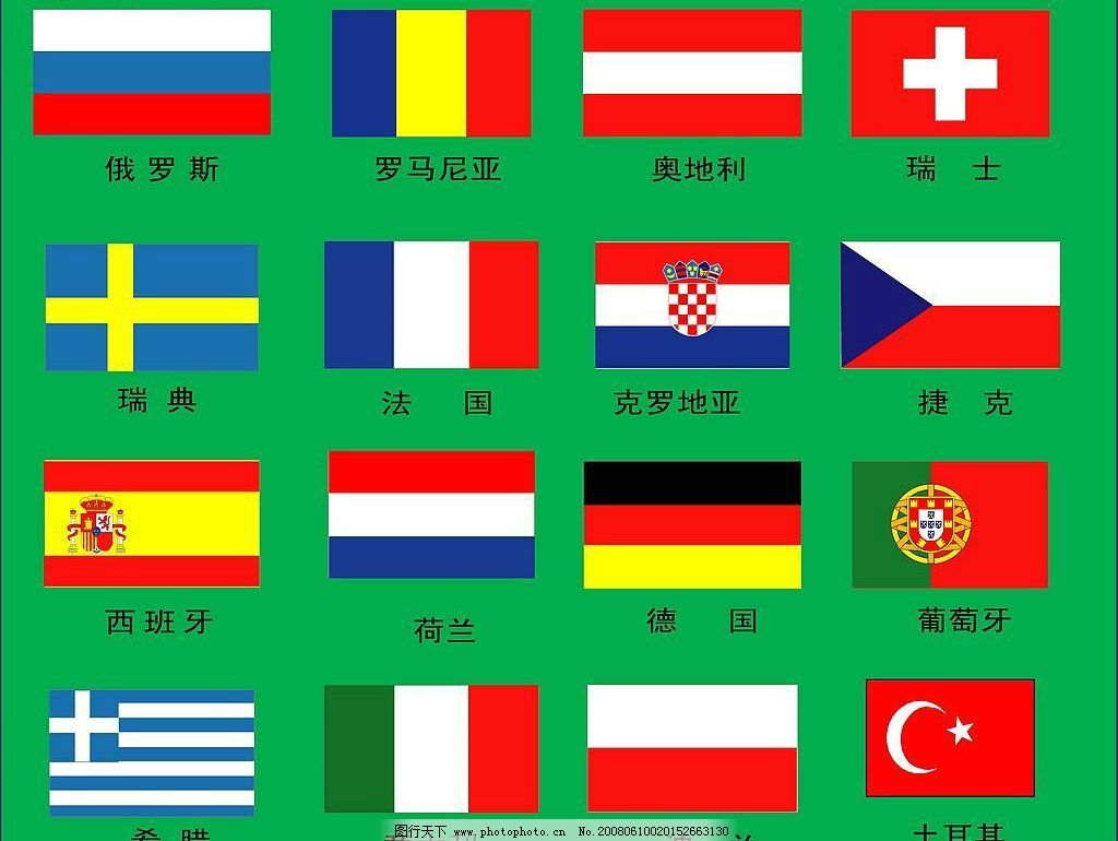 巴西国旗的含义_巴西国旗中的绿色象征什么?-