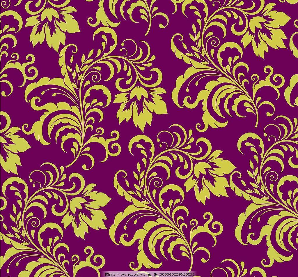 花布 花布背景 大花布 布纹 布料 花纹 花纹底纹