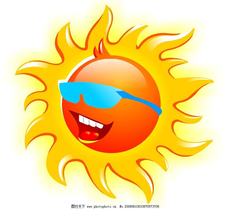 太阳 其他矢量 矢量素材 矢量图库