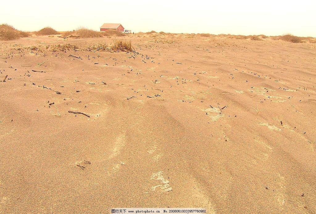 荒漠 黄色 沙土 旅游摄影 国内旅游 摄影图库