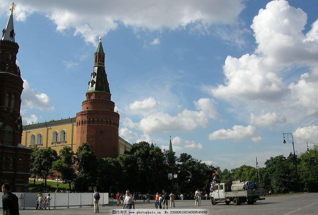 俄罗斯建筑 俄罗斯 建筑 旅游摄影 国外旅游 摄影图库 300 jpg