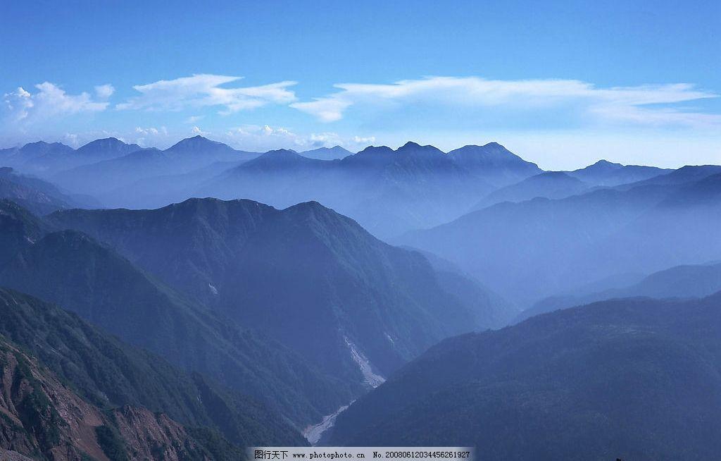 山水剪影 山水 风景 山脉 自然景观 山水风景 摄影图库 jpg图库 300 j