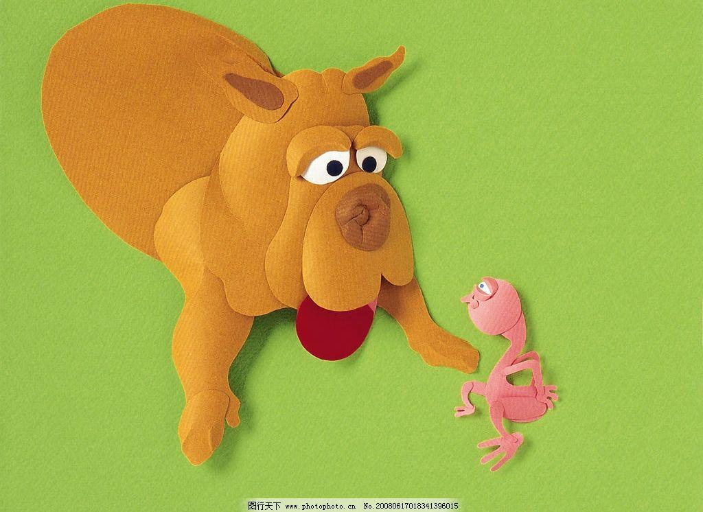 可爱玩具狗 动漫狗狗 动漫动画 动漫人物 设计图库 350 jpg