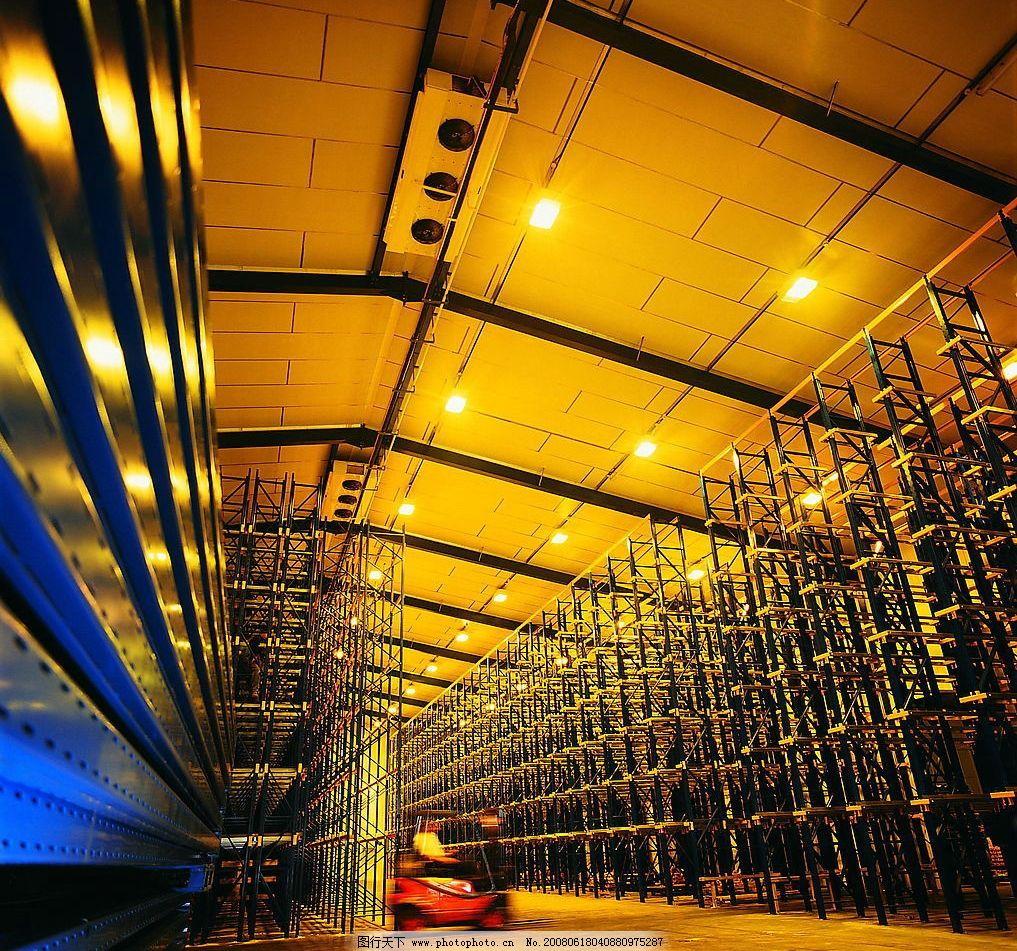 现代仓储 自动化仓储 物流 仓储管理 图片素材 摄影图库
