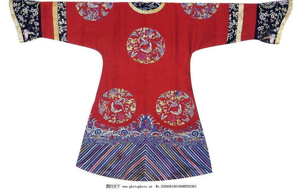 中国传统刺绣纹样图片