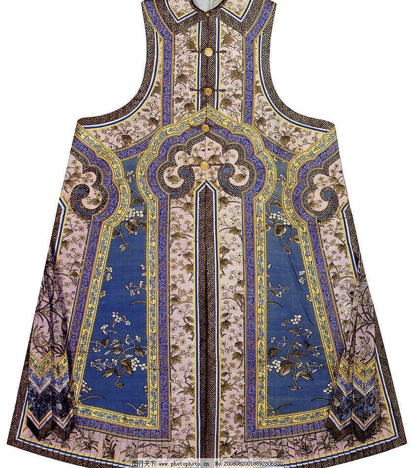 设计图库 文化艺术 传统文化  中国传统刺绣纹样 内衬 马甲 龙袍 凤袍