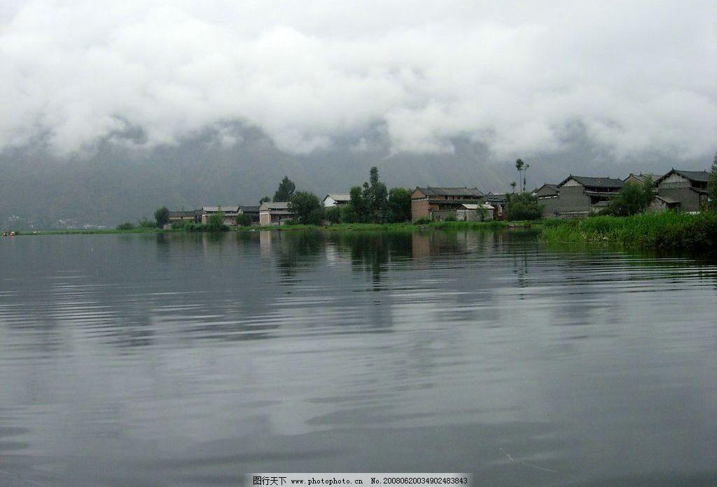 洱源西湖 云南图片