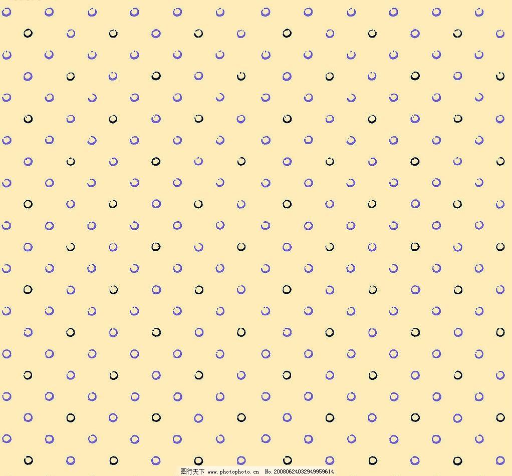 时尚花纹背景 米色背景 psd分层背景 圆型图案 psd分层素材 背景 源文