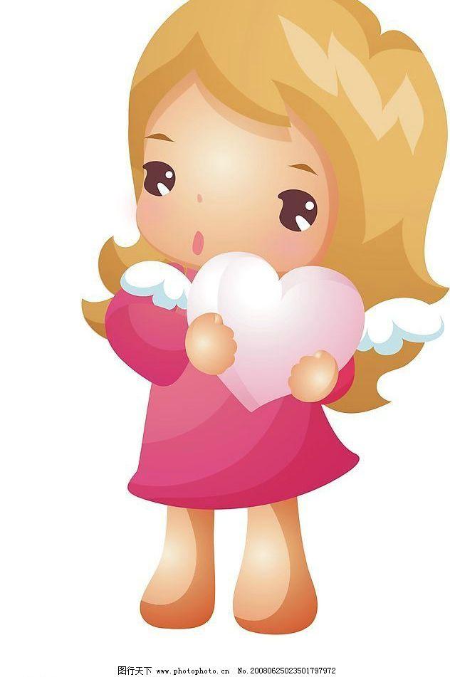 卡通娃娃 很可爱的娃娃