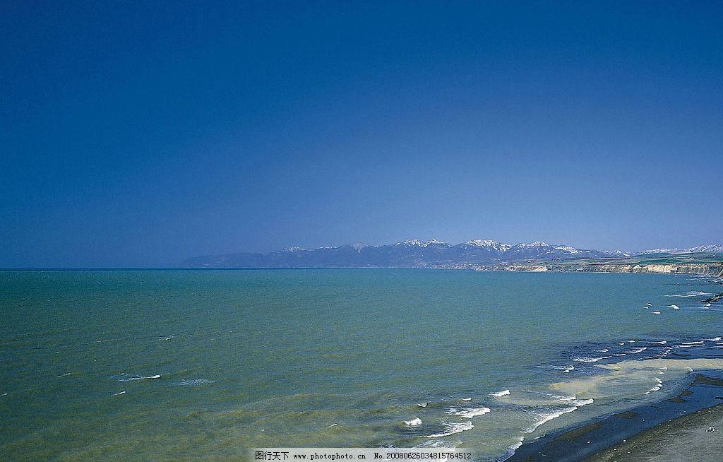 广阔海洋蓝天 海水 自然 四季 美丽 自然景观 自然风景 高精广告图片