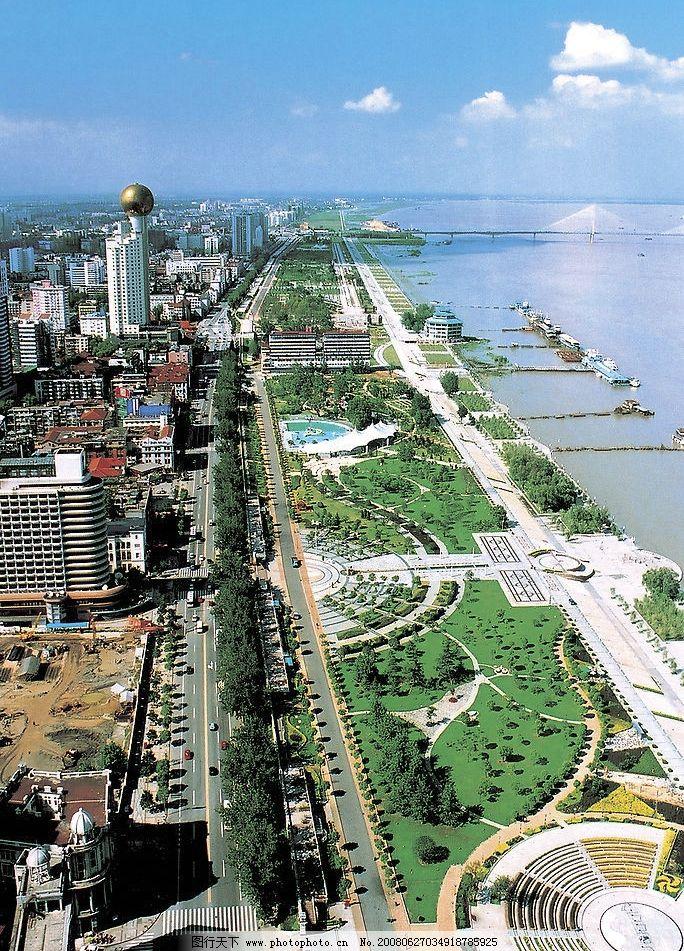 武汉江滩 自然景观 其他 武汉风景 摄影图库 300 jpg