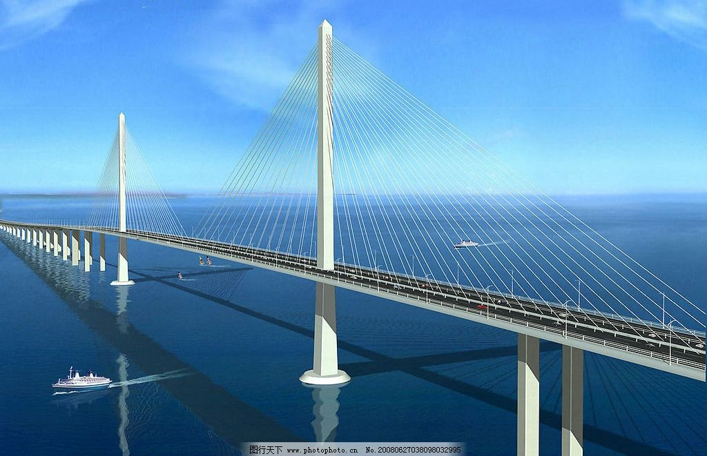 杭州湾跨海大桥图片
