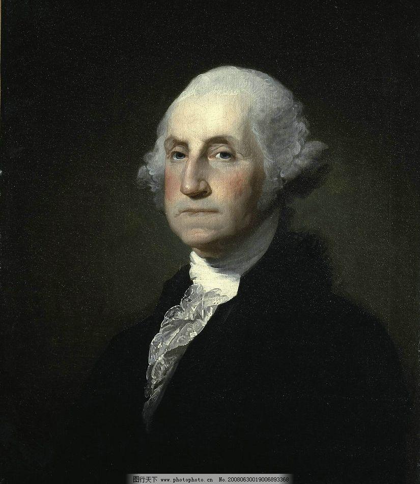 华盛顿 乔治/乔治华盛顿1796年图片