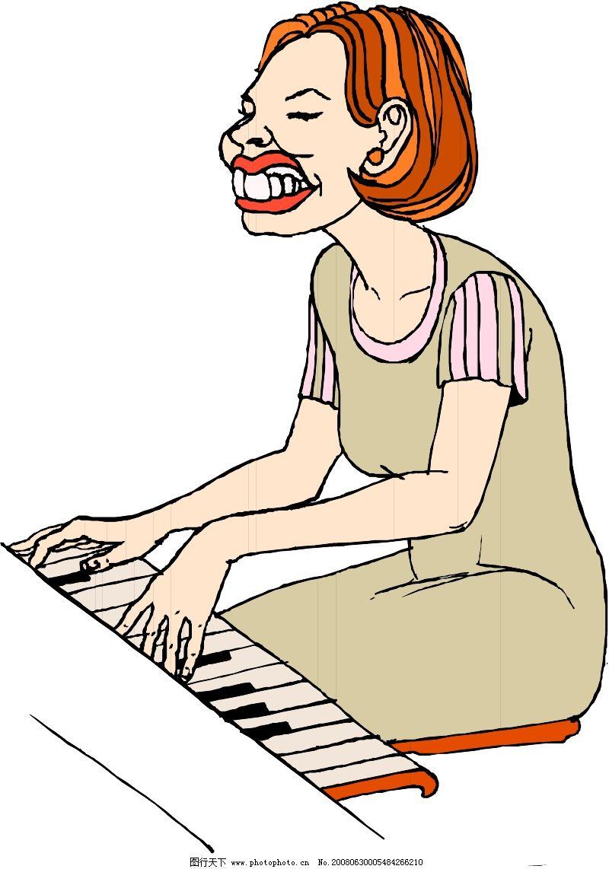 人物 女性漫画